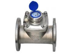 LXS、LXLG旋翼式不锈钢水表,高温不锈钢热水表