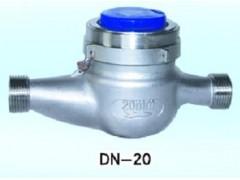 LXSR不锈钢旋翼式热水水表316材质水表