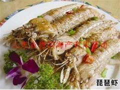 供应小螃蟹、小琵琶虾