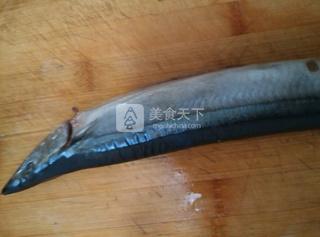老酱秋刀鱼