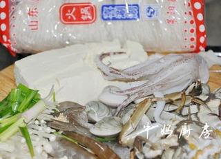 [菜谱换礼]海鲜粉丝煲