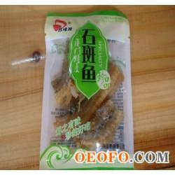 厦门特产鱼干鱼丝、即食石斑鱼、休闲食品