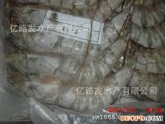 供应印尼花虎、冷冻虾/海浦虾、海鲜批发、贝类批发、鱼类批发