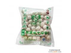 香菇丸 安大妈水煮香菇丸 火锅材料 麻辣烫小丸子 约6g/个 500/袋