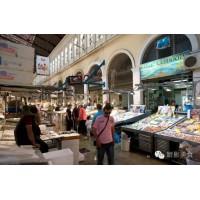 希腊varvakios市场