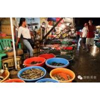 沙巴亚庇中央市场