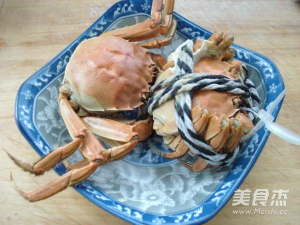 蟹黄萝卜饺子
