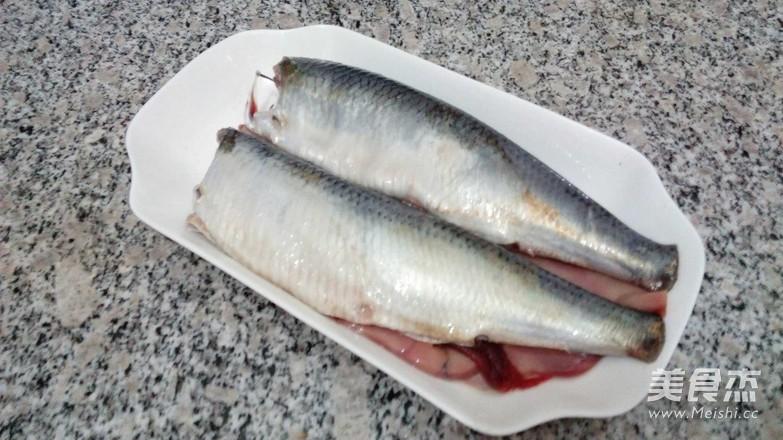 青鱼炖白菜粉条