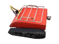 高位池养殖清污机器人
