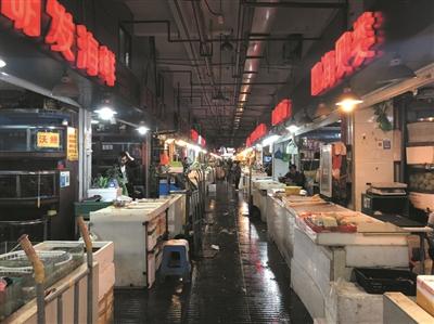 再见了!杭州近江海鲜市场即将搬迁!
