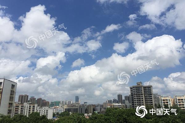 山竹16日起携暴风雨影响广东 广深港等多趟列车停运