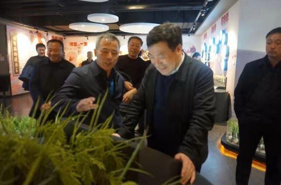 黑龙江省与盘锦市蟹苗供应企业开展对接洽谈