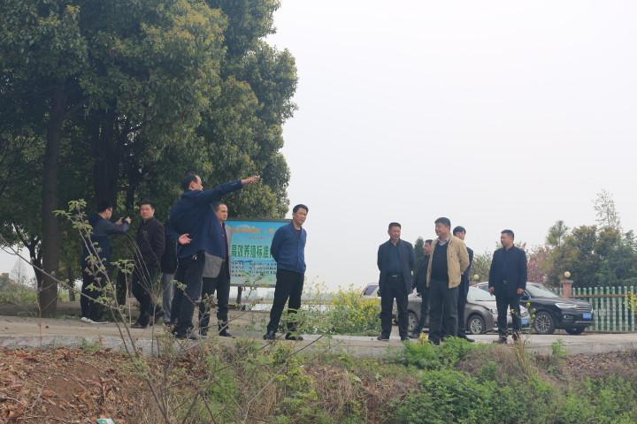 湖北宜昌市四个市级水产标准化示范区顺利通过评估验收