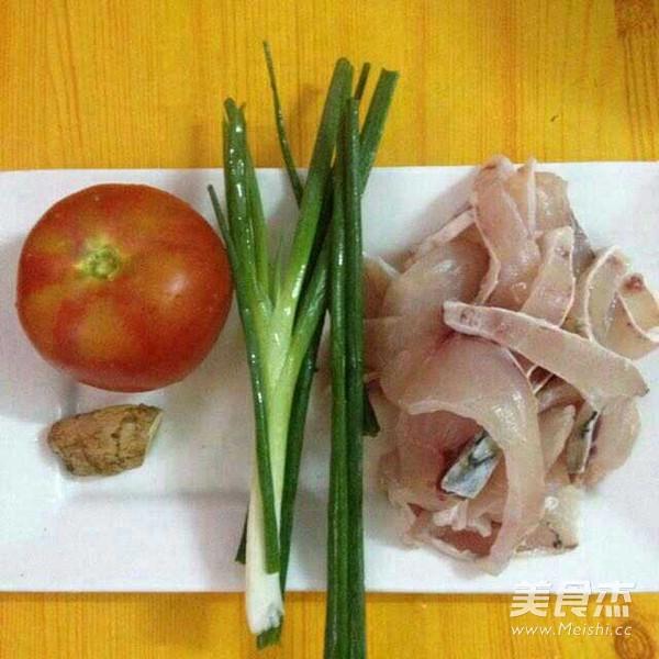 清蒸西红柿草鱼隔片
