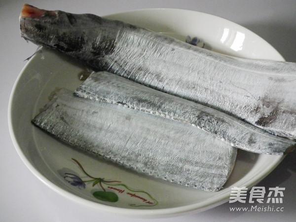 香辣烧带鱼