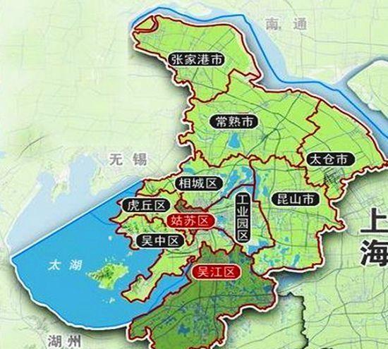 全国经济最强地级市:苏州稳坐泰山!