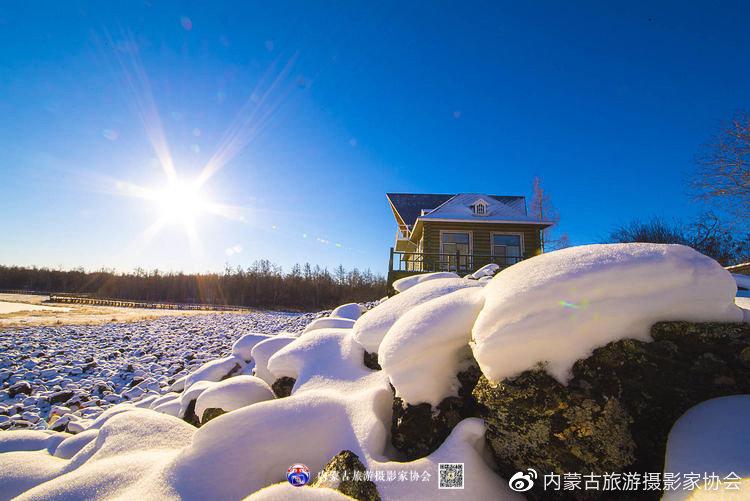 大兴安岭不一样的冬在毕拉河